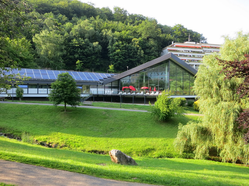 Therme in Schlangenbad